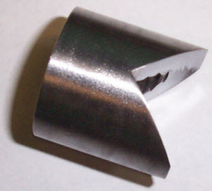 1/2 - 13 UNC 1018 Mild Steel Light Duty Weld Nut