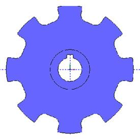 Fabricated Sprockets