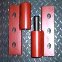 non-mortise-hinges