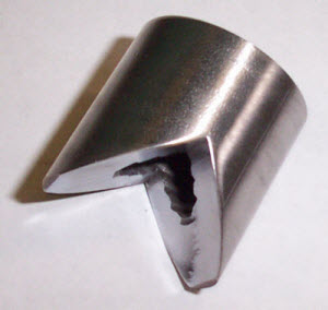 10 - 24 UNC 1018 Mild Steel Heavy Duty Weld Nut