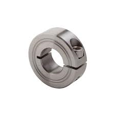 "7/16"" 303 Stainless Steel Single Split Shaft Collar"