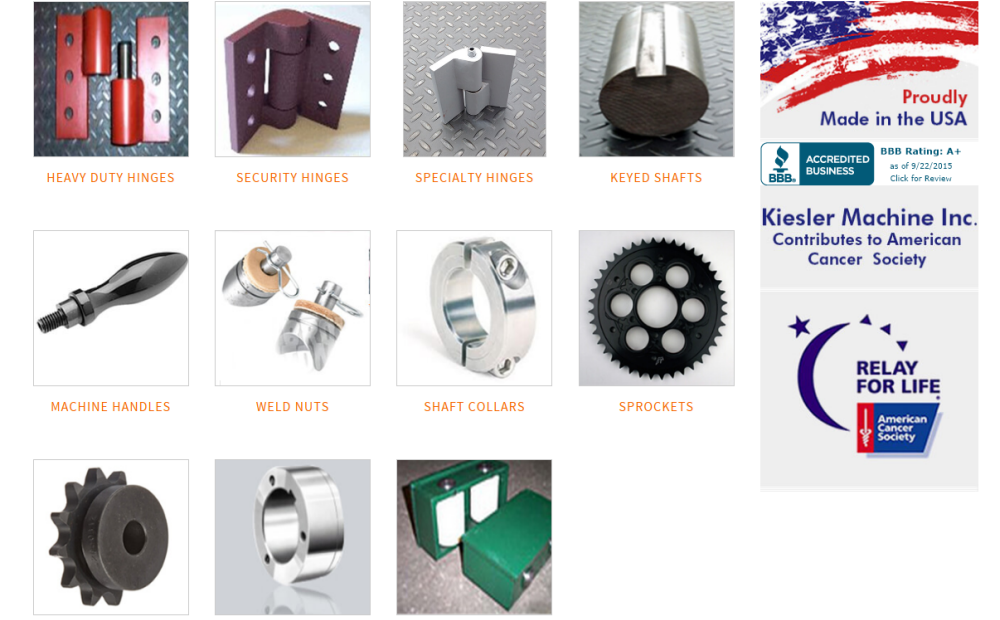 Heavy Duty Hinges Manufacturer