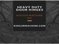 Heavy Duty Door hinges