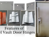 Vault Door Hinges