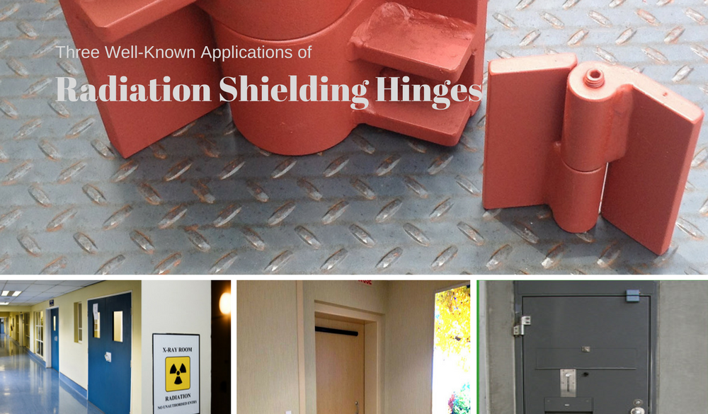 Radiation Shielding Hinges