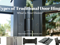 8 Types of Traditional Door Hinges