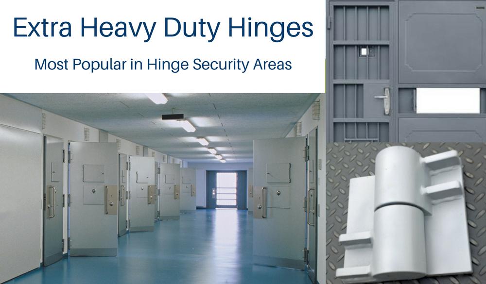 What Factors Make Extra Heavy Duty Door Hinges Popular In High Security  Areas?
