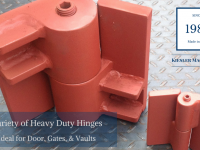 Types of Heavy Duty Hinges
