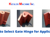 Right Gate Hinge for Your Application