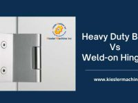 Heavy Duty Bolt-on Vs Weld-on Hinges