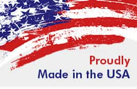Heavy Duty Door Hinges proudly made in USA